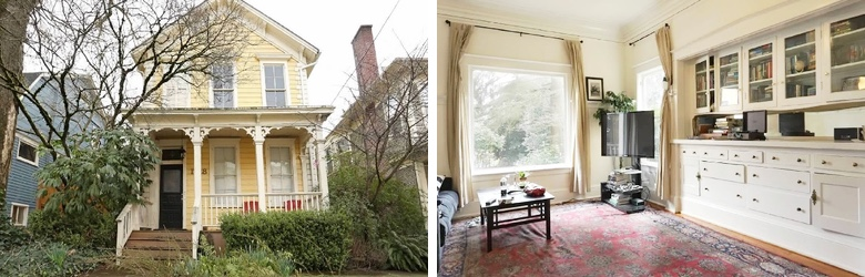 Sold: Queen Anne Victorian Triplex, $750,000. <a class=sliderLink href='aptsforsale.shtml#QueenAnneVictorian'>Learn more.</a>
